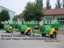 30 hp tree branch crusher