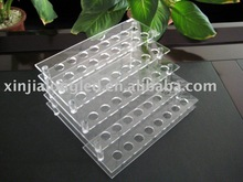 transparent acrylic pen holder with many tiers can contain many pens