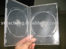 Clear dvd case