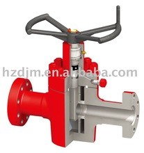 China Supplier FC gate valve non-rising stem gate valve