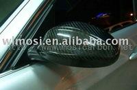 CARBON FIBER CAR SIDE MIRROR COVER FOR BMW E90