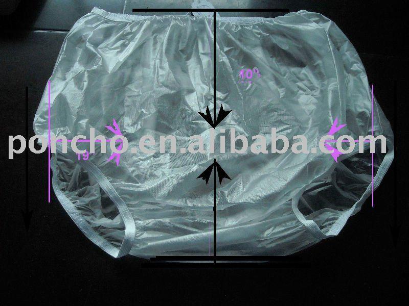 Tx-1004 adult Pant Waterproof diaper(China (Mainland))