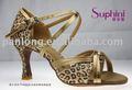 Profesional zapatos de baile latino, el baile de salón de baile zapatos de china