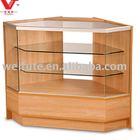 Angled Display Corner Counter