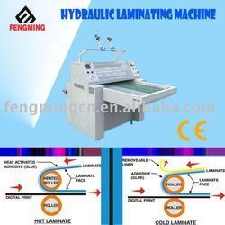 MANUAL HYDRAULIC LAMINATOR