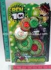 Ben 10 super spinning top toy