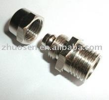 Neumático conector, Instalación de tuberías, Junta rápida