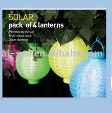 Color Solar Lantern TWT50403