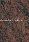 India Multicolor Red Granite Stone Tile