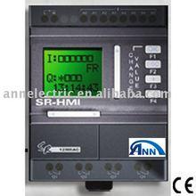 Mini PLC SR-12MRAC,AC110-220V,8 point AC input,4 point relay output