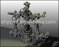 Thermal wellhead ,API oil wellhead equipment.