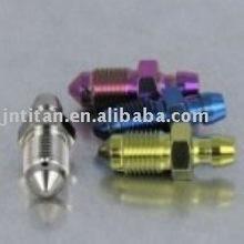 titanium racing bike&motorcycle bolts