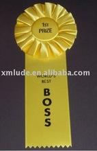 2012 Yellow Ribbon rosette
