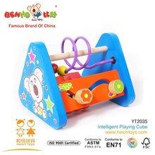 2010 Hexin Hot Wooden Learning toys-ASTM963,EN71