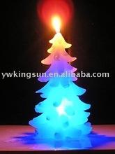 craft art christmas led candle gift