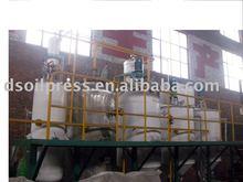 sunflower crude oil refinery plant