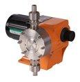 Bomba de diafragma mecánico ( dpmws(stainless ) )