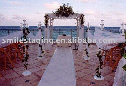 Christian Wedding Decorations Stage