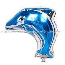 Balloon Blue Dolphin