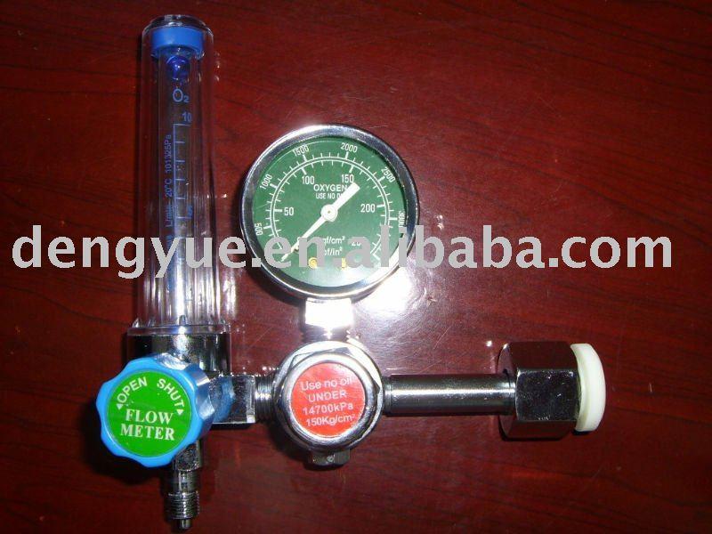 Oxygen Tank Flow Meter oxygen regulator flowmeter