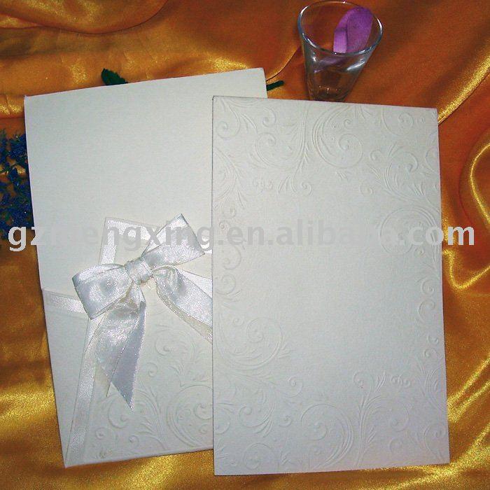 romantic wedding invitations wedding cards Christmas Cards handmade