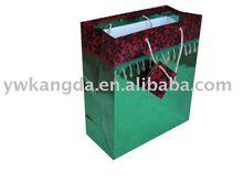 laser paper carrier bag