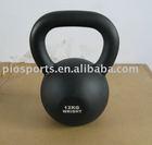 cast iron kettle bell