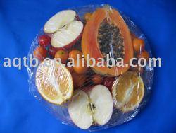 sanitary food grade PE/PVC cling film(wrap)