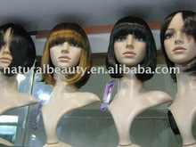 Kanekalon synthetic carnival wigs