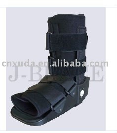 Ankle Brace With Splints--an ankle injury and protection