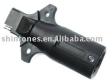 Adapter 7-Way Blade to 4-Way Flat 691-74 421139 63-0174