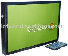 TFT 15 inch Wifi LCD Advertising Monitor