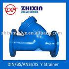 DIN3352 Y Strainer valve