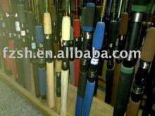 fishing pole grip / handle