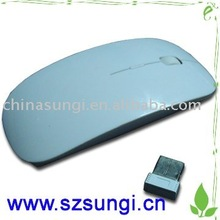 super slim cool design 2.4G wireless mouse