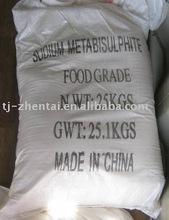 sodium metabisulfite FOOD GRADE