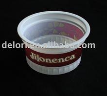 Disposable PP Plastic Ice Cream Cup(FDA Certification)