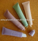 Lip Gloss Packaging Tubes with Key Chain