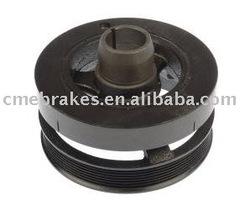 Crankshaft pulley used on DODGE RAM 3500/2500/1500 PICKUP/VAN V8-5.9L