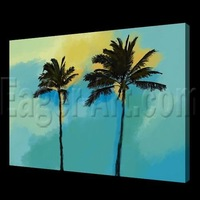 High quality Palm painting themes
