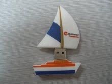 sail shape OEM usb flash drive memory