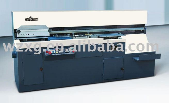 comb spiral binding machine