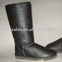 5812 genuine leather snow boot
