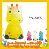 Bath jelly,rubber toy bath gel, Cute animal series