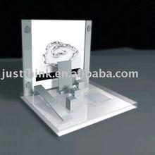 fashion acrylic jewelry display stand