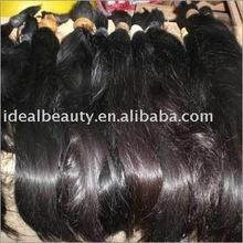 unprocessed brazilian hair bulk natural completely