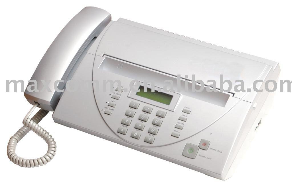 voip fax machine