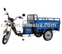 cargo electric tricycle three-door changli C-03