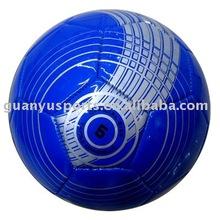 GY-S038 Promotional RealMadrid soccer ball/football mini size 1 2 3 4 5 brand logo custom print machine sewn TPU/PU/PVC leather