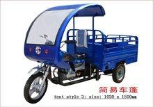 3 wheel petrol tricycle